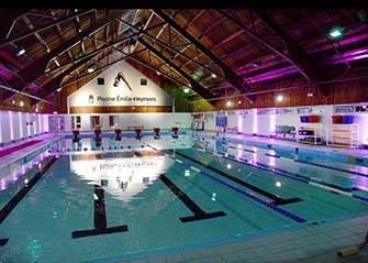 Piscines int rieures un peu partout sur le territoire for Club piscine rive sud montreal